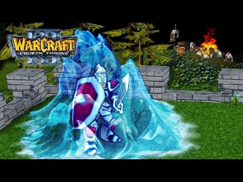Castle fight - морозим врагов