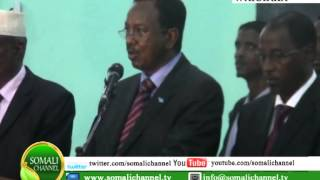 Warka Somali Channel Munaasabad Ay Xilka Kula Kala Wareegayaan Wasiiradii Hore Iyo Kuwa Cusub