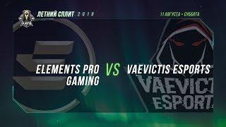 EPG vs VS — Неделя 4 День 2 / LCL