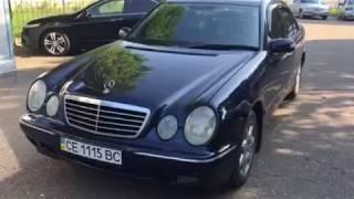 видео авто MERCEDES-BENZ E200 в кредит