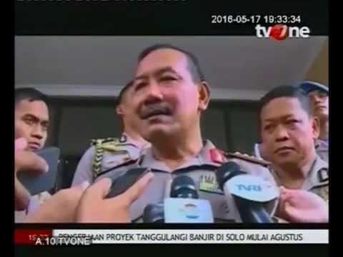 Upacara HUT ke-70 TNI