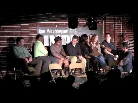 Flip Orley - Disgruntled Theme park employees at the DC Improv 11 11 10