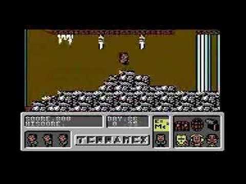 Terramex Atari