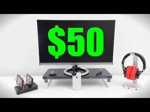 Cool Tech Under $50 - May