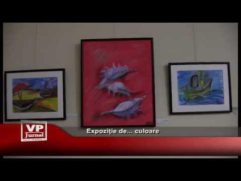 Expozitie de… culoare