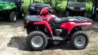 6. 2007 Polaris Sportsman 450  Gainesville Fl