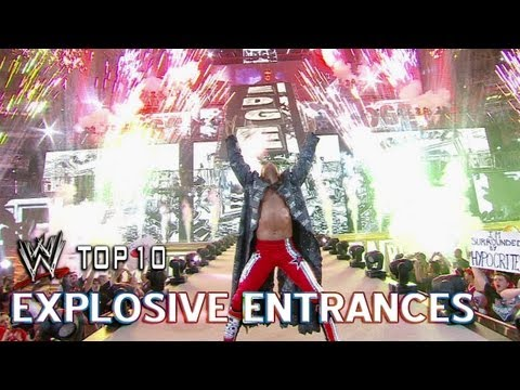 0 WWE Counts Down The Most Explosive Ring Entrances, FCW Station Officially Shut Down