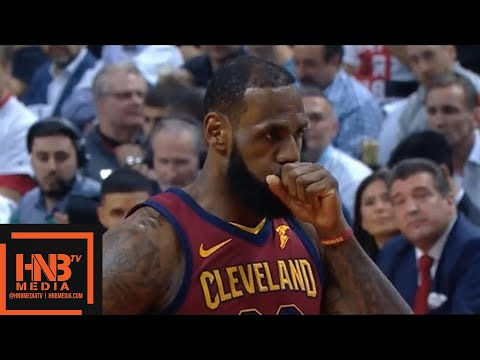 Cleveland Cavaliers vs Toronto Raptors 1st Qtr Highlights / Game 1 / 2018 NBA Playoffs - Thời lượng: 2:48.