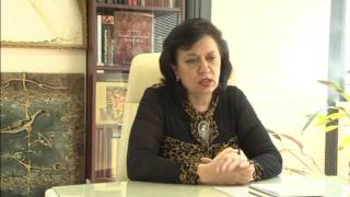 Interview with Minister of Diaspora of Armenia Hranush Hakobyan