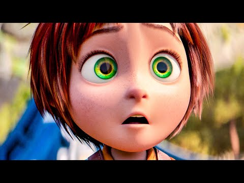 WONDER PARK Trailer (2019) Animation, Kids