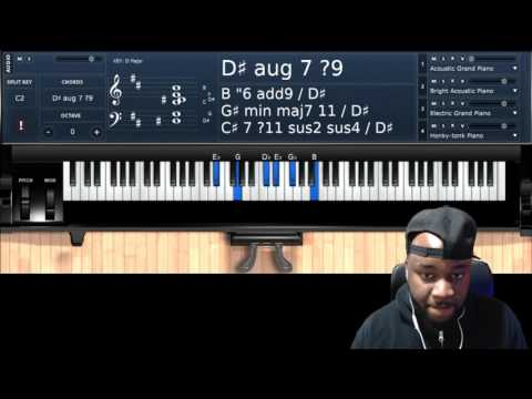 MORE CORY HENRY CHORDS || A MUST LEARN!!!!