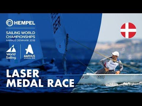 Full Laser Medal Race | Aarhus 2018_A héten feltöltött legjobb vitorlázás videók
