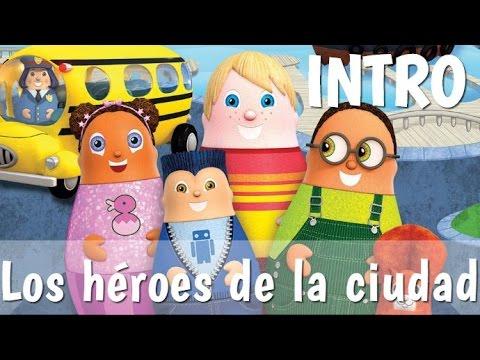 Los Héroes de la Ciudad (Intro Latino + Letra)