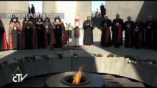 Pope Francis' Trip to Armenia