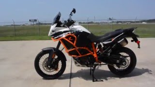 3. 2015 KTM 1190 Adventure R With Extras