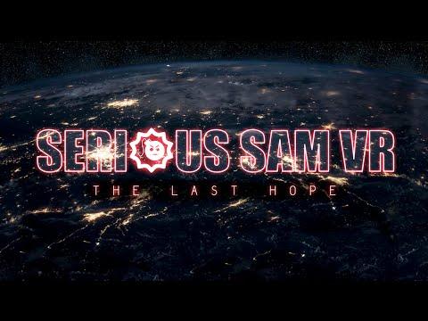 Serious Sam VR: The Last Hope #1
