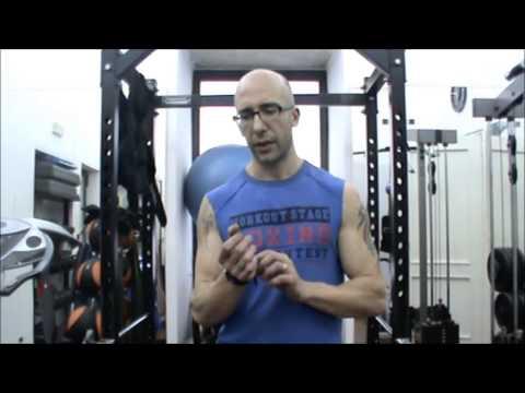 Bodybuilding: cosa fare la settimana prima di una gara