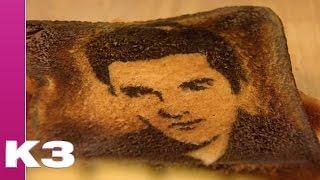 Hallo K3 - De toast