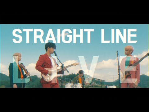 LUCY LIVE CLIP : Straight Line /ENG sub