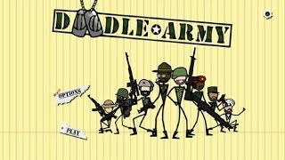 Doodle Army YouTube video