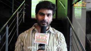 Ashok Speaks at Ettuthikkum Madhayaanai Audio Launch
