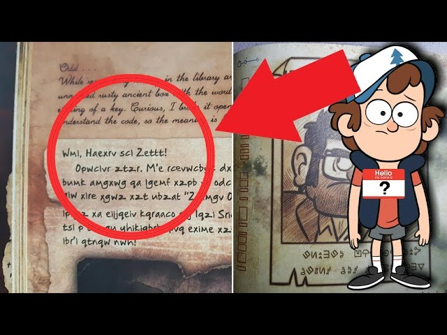 Dipper S Real Name gravity falls dipper s real name secrets theories#