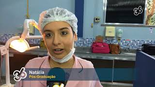 ALUNOS E PROFESSORES DA PÓS-GRADUAÇÃO FAZEM TRIAGEM PARA TRATAMENTO ODONTOLÓGICO