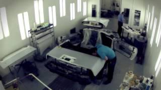 A Time-Lapse Video of the 1-Millionth Corvette Restoration