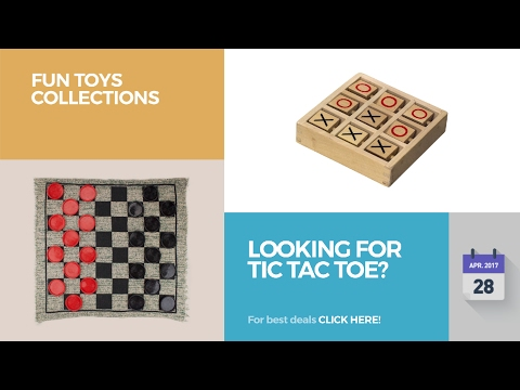 Looking For Tic Tac Toe? Fun Toys Collections