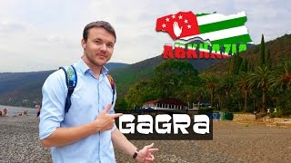 Full review of Abkhazian resort Gagra at the Black sea shore near in Caucasus mountains Gagra (Georgian: გაგრა; Abkhaz and Russian: Гагра) is a town in ...
