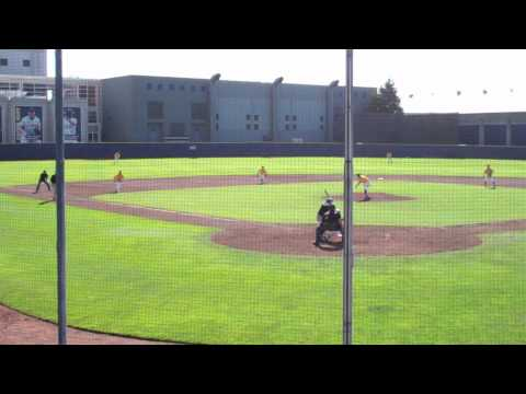 Baseball: Highlights vs No. 22 Cal 2-19-12