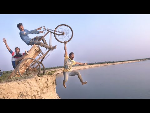 Must Watch New Funny Video 2021_Top New Comedy Video 2021_ try to not lough_ Episode-81 By Bindas fu