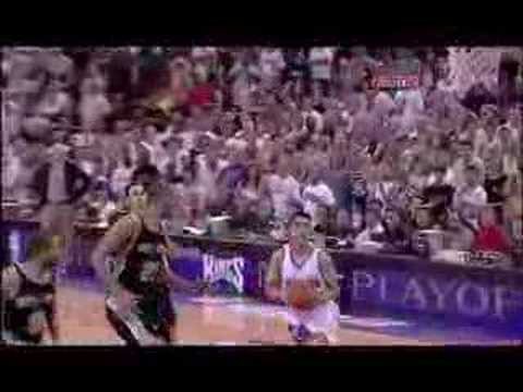 Kevin Martin's game winning turnover vs. Spurs- NBA Playoffs Game 3