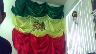 El Arco De YHWH-La Bandera De ETHIOPIA-Noah/Noe