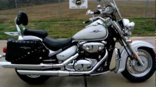 9. 2007 Suzuki Boulevard C50 Loaded With Accessories