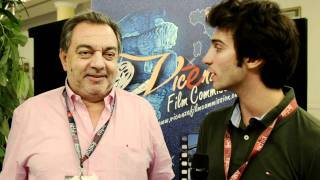 Intervista a Vladimiro Riva - Ischia Film Festival 2011