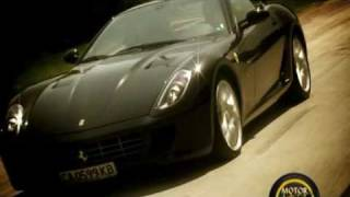 Ferrari 599GTB Review