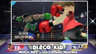 Music to Smash to – Day 95 – Disco Kid (Punch-Out!! Wii)