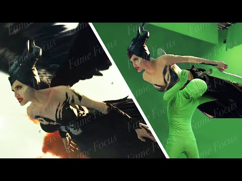 Amazing Before & After VFX Breakdown - Maleficent Mistress of Evil