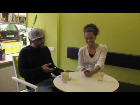 Video of Hoccer: data sharing
