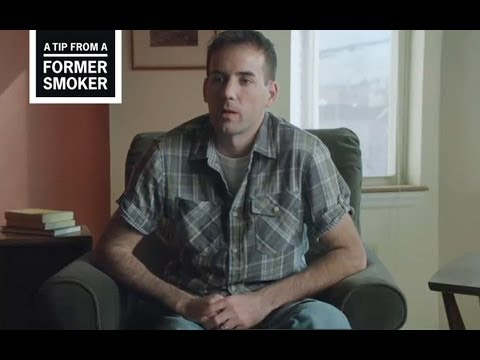 Brandon describes losing his foot, fingers, and other body parts to Buerger's disease, a disorder linked to smoking, and testifies to the strength of addiction in this video from CDC's Tips From Former Smokers campaign.