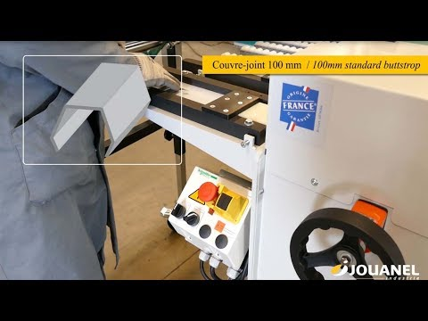 Profileuse double poste PRBO14-CJ100-C1000