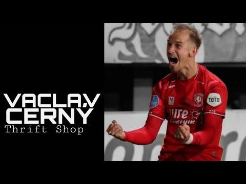 Vaclav Černý | Goals & Skills FC Twente 2020/2021 ▶ Macklemore - Thrift Shop