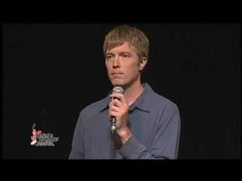 Shane Mauss at 2006 Boston Comedy & Movie Festival Finals