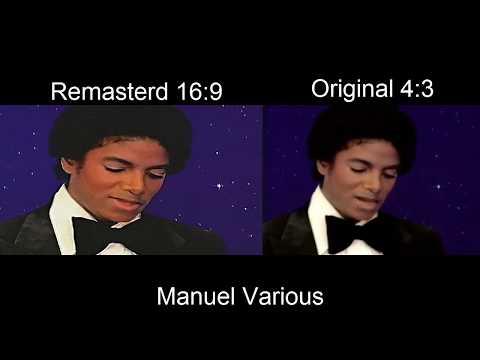 Michael Jackson - Don't Stop 'Til You Get Enough (REMASTERD)