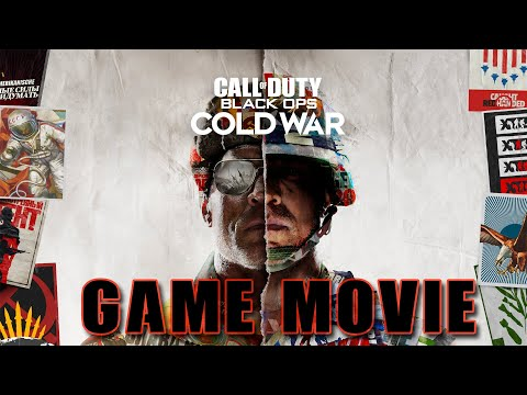 Call Of Duty Black Ops Cold War - Game Movie