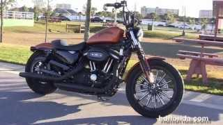 8. Used 2014 Harley Davidson XL883N Sportster Iron 883 Motorcycles for sale