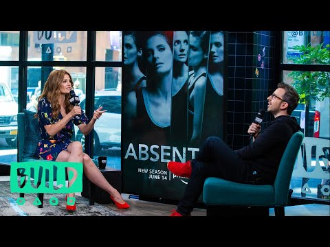 """Stana Katic Talks About """"Absentia"""" & Its Second Season"""
