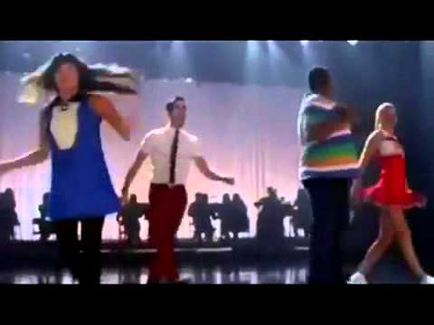 Glee 4.01 (Clip 'Call Me Maybe')