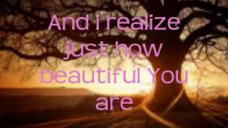How He Loves lyrics by David Crowder Band
